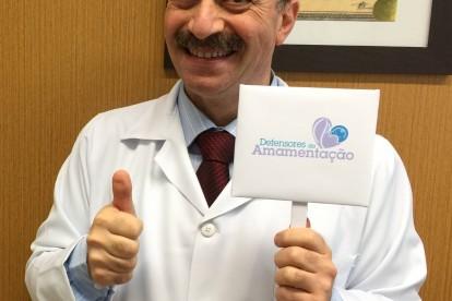 Dr. Jamal apóia os Defensores da Amamentação #defensoresdaamamentacao
