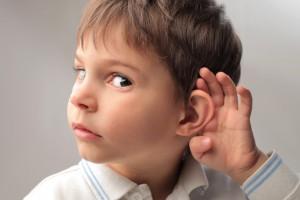 Perdas auditivas na criança