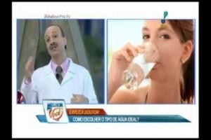 Água: benefícios e tipos