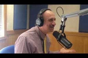 Dr. Jamal Azzam na Rádio Nativa FM