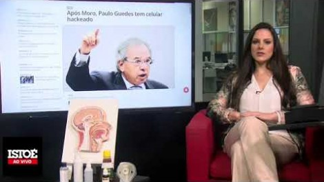 Dr. Jamal Azzam tira dúvidas no programa IstoÉ Ao Vivo