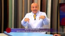COVID-19: quem corre mais risco de ser infectado?