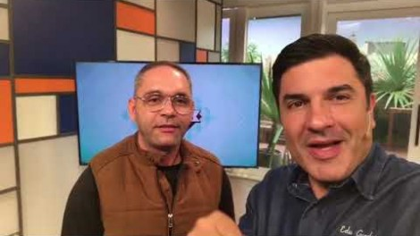 Edu Guedes fala sobre Dr. Jamal: um depoimento emocionante